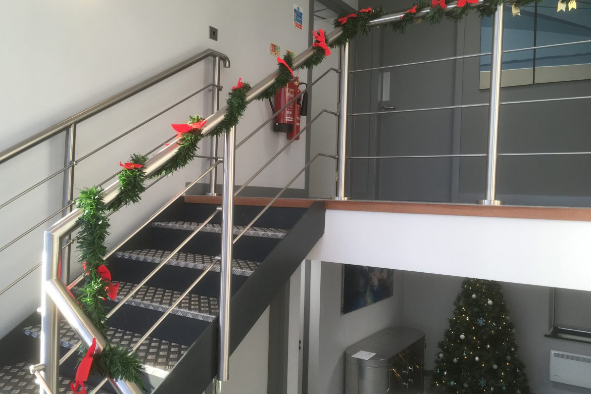 Staircase, Triton Construction – Hessle