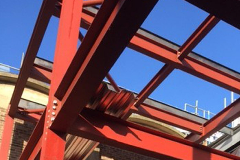 Steelwork Extension – Primark – Ipswich
