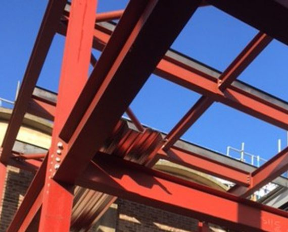 Steelwork Extension – Primark – Ipswich