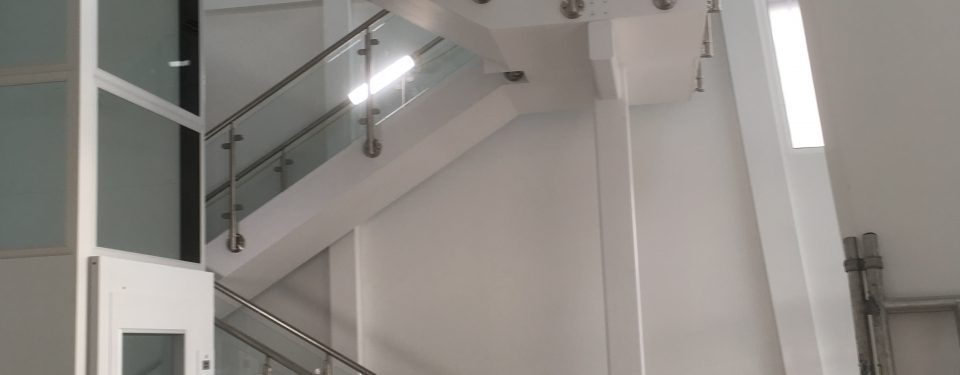 Staircase – Spencer Group Ltd – Hull